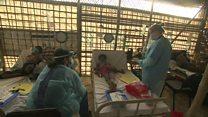 Les Rohingyas face à une épidémie de diphtérie.