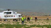 نیاز بیش از سه میلیون افغان به کمک و سرپناه