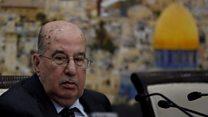 """المجلس المركزي الفلسطيني يقرر """"تعليق الاعتراف"""" بإسرائيل"""