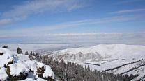 У. Жылкыбаев: Караколдо дагы бир лыжа базасын куруу аракетин көрүп жатабыз
