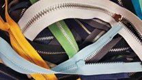 Million dollar idea: The zipper