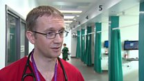 A&E doctors warn over NHS Wales safety