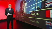 افزایش بیسابقه نرخ ارز در ایران