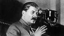 Trump's media attacks compared to Stalin