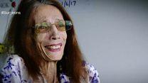 'Estou flutuando', diz mulher após retirada de tumor de quase 20 kg da barriga