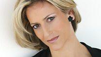 Emily Maitlis: I fear stalker will never stop