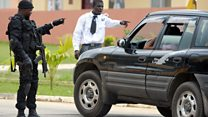 Ghana: la Police se dit prête en cas d'attaque terroriste
