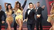 Strictly Tour begins in Birmingham