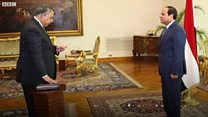 من هو اللواء خالد فوزي الرئيس السابق لجهاز المخابرات العامة في مصر؟