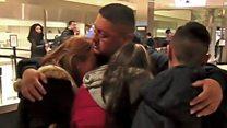 La desgarradora despedida de un padre deportado tras vivir 30 años en Estados Unidos