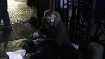 An evening with Feed the Homeless Bristol