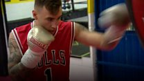 'Anxiety nearly ruined my boxing'