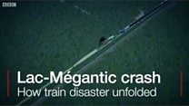 How the Lac-Megantic disaster unfolded