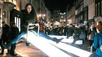夜伦敦:国际灯光节