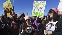 Women's March: What women want