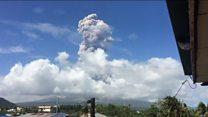 Mount Mayon violent eruption feared