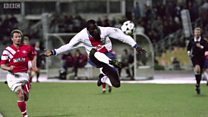 George Weah: From pitch to politics