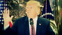 """Aux Etats-Unis, l'An I de Trump assombri par le """"shutdown"""""""
