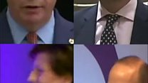 UKIP: Four leaders in 18 months