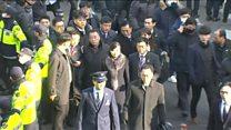 آماده شدن کره شمالی برای شرکت در المپیک زمستانی