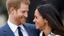 Anger on streets over royal wedding row
