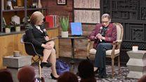 Ruth Bader Ginsburg shares #MeToo story