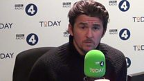 Joey Barton speaks out about gambling addiction