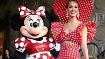 Minnie Mouse finally gets Hollywood star