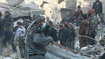 Syrie : la Ghouta orientale toujours assiégée