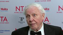 Attenborough: 'Think about who you vote for'