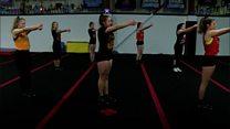 Elite cheerleaders face school prom ban