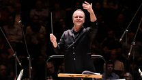 BBC Symphony Orchestra in Spain 2018: BBC Symphony Orchestra in Santander
