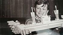 LEGO: the invention of the legendary brick