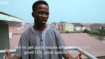 Di 19 years old filmmaker wey wan shake nollywood