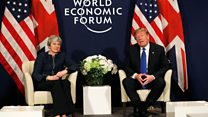 Trump: US and UK are joined at the hip