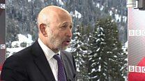 Goldman boss on Brexit point of no return