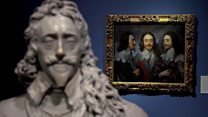 A tour of Charles I's art collection