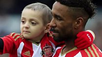 Defoe on Bradley: 'We had that instant connection'