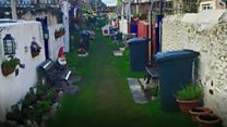 Transforming Lancashire's alleys