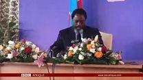 Joseph Kabila convoque la presse