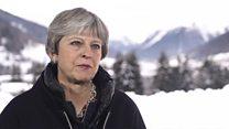Theresa May in new warning to social media firms