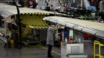 Workers 'put stamp' on Bombardier tax case