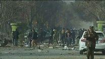 حمله انتحاری خونین طالبان در کابل