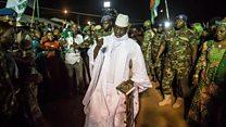 """Obiang Nguema :""""il faut protéger Yahya Jammeh"""""""