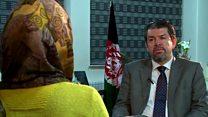 افغان حکومت: ۶۰سلنه خلک بې وزلۍ ځپلي