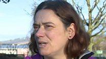 Widow's plea over text death crash