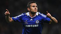 Frank Lampard: How social media affects my daughters