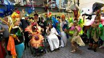 Isle of Wight carnival preparations begin