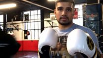 Diabetic's fight for a chance to box