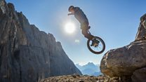 Unicycling to the extreme